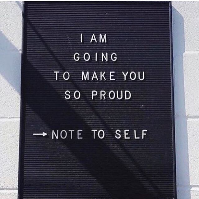 What's your motivation? Be proud of your accomplishments. All of your hard work will pay off!  #confidence  #motivation  #goals #partybecause