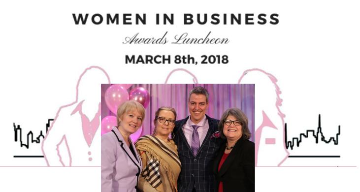 International Women's Day, Nancy Osborne, Keynote Speaker , Barrie Chamber of Commerce, Woman of the Year and Business Women's Awards, -