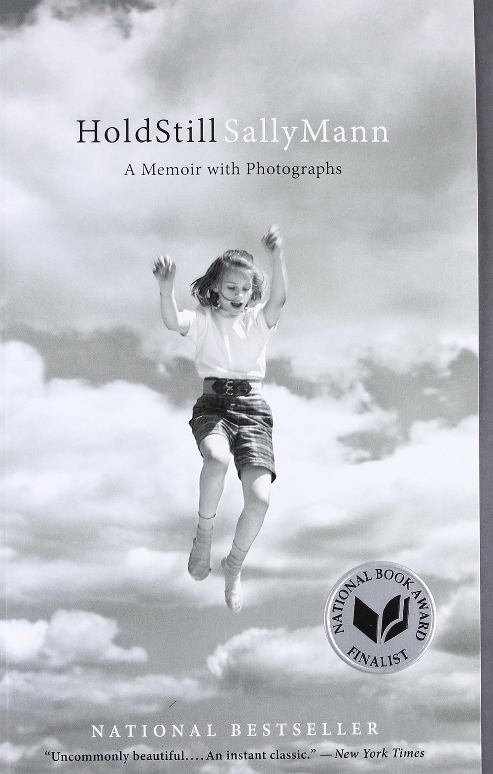 Hold Still: A Memoir with Photographs by sally mann - A beautiful memoir that any photographer will enjoy.