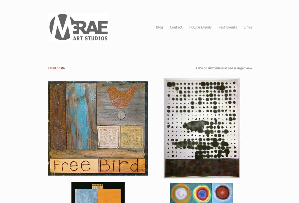 McRae Art Studios