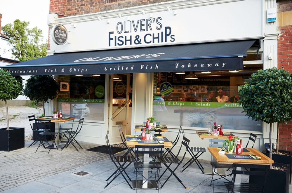 Photo C/O: Oliver's Fish and Chips