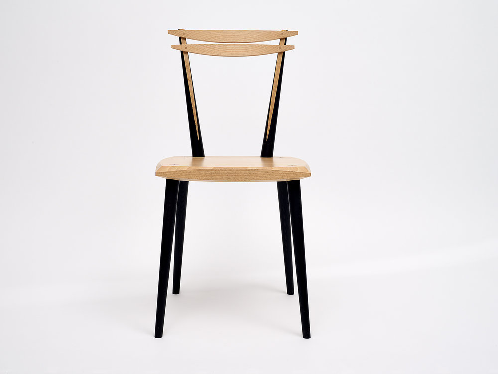 Exceptionnel Troostudio_furniture_beechchair1_sambolt_front