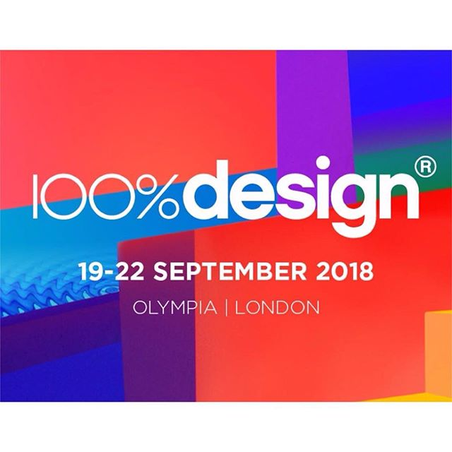 We're pleased to have been selected by Barbara Chandler, the design editor of Homes & Property at the London Evening Standard (@eshomesproperty) to exhibit at this year's @100percentdesign exhibition. Drop in and see us if you're exploring #londondesignfestival @l_d_f_official 👋 . . . .  #LDF18 #london #design #art #designfresh #designer #maker #craft #woodworking #contemporarycraft #heritage
