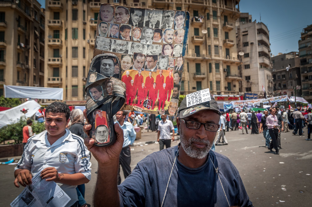 Mubarak, July 2011