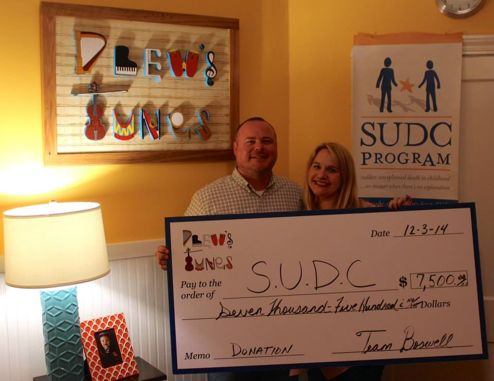 SUDC Donations