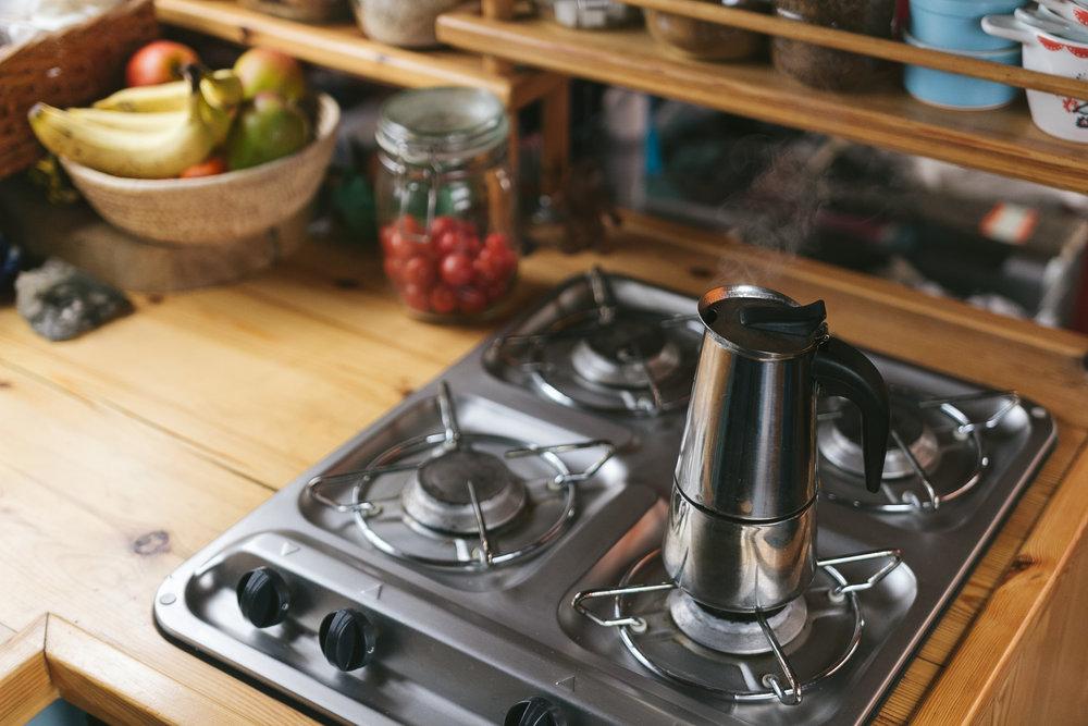 Thetford Duplex Cooker & Oven