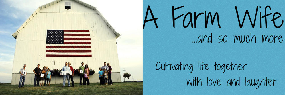 A Farm Wife Blog