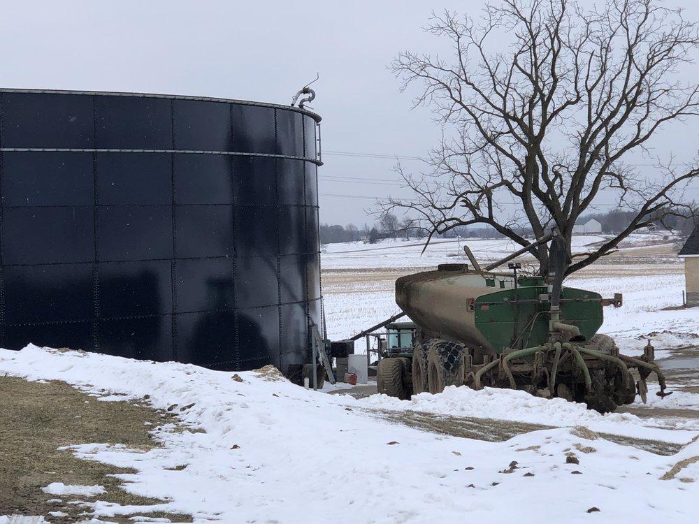No hauling manure on Sunday.