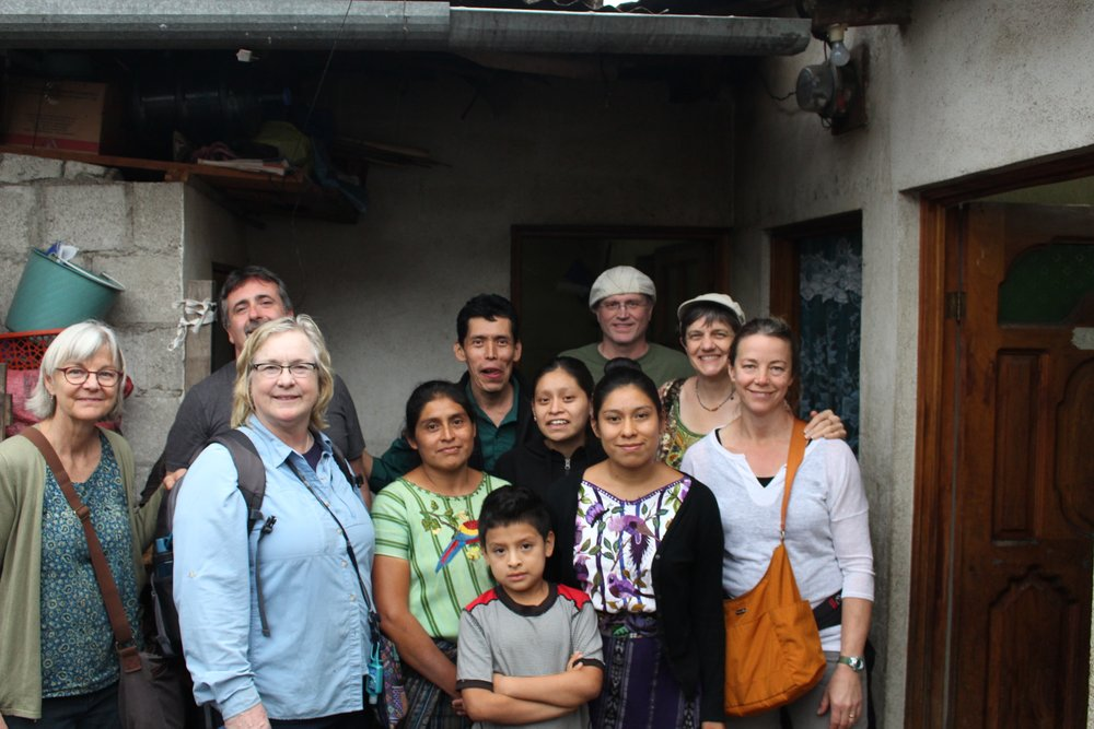 Guatemala - Culture and Coffee -  This 10 day trip will start in Antigua, the UNESCO world heritage city, seeing the town, the market, and more. From there we will travel to beautiful Lake Atitlan where our time will be spent visiting the Tzu'tujil Maya families of Farmer to Farmer. We will be giving out school scholarships to the students, visit some families, and other places of interest around Santiago Atitlan. We will then travel into the mountains of  Huehuetenango to visit the Mam Maya members of the coffee cooperative where our Farmer to Farmer coffee is grown. We will visit farms and spend time getting to know the people that grow our coffee, specifically the women coffee farmers.This is a small group trip that will be tailored to individual interests within the group. Limited to 10 people.  Trip leader Jody Slocum has been leading tours with Farmer to Farmer for 15 years. This is a great way to experience Guatemala up close and personal.For more information email Jody call her at 541-510-8889