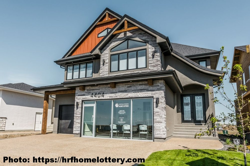 Hospital Home Lottery Showhome 2017