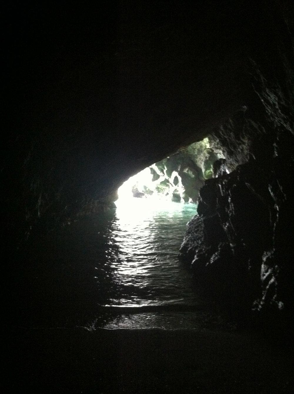 Turtle Cave Kauai Princeville