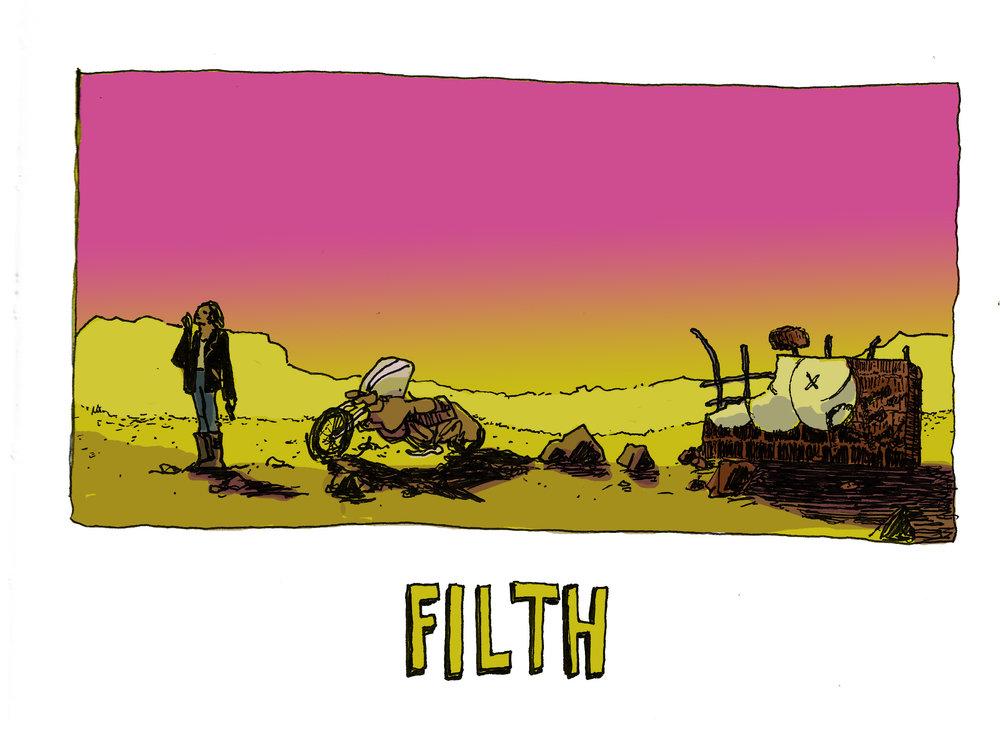 Filth 01
