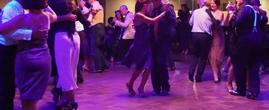 Argentine Tango Classes - Beginner to Advance