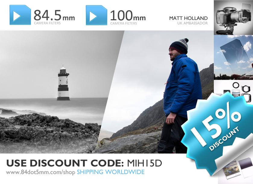 Use discount code: MIH15D at  www.84dot5mm.com/shop