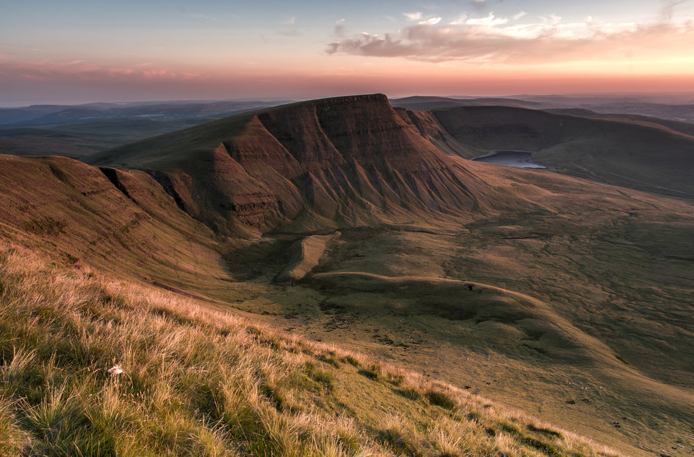 Touring the Brecon Beacons