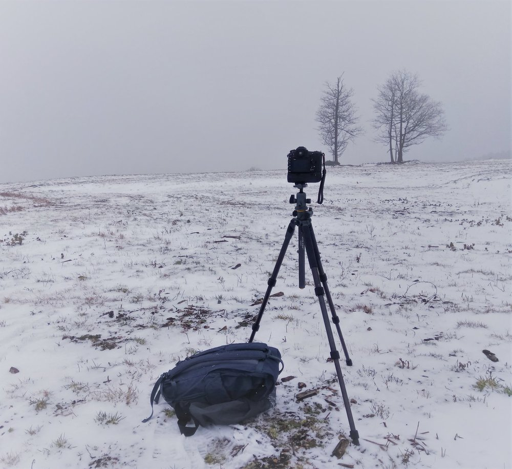 Vanguard Alta Pro 2+ - An extensive review on the Vanguard Photo Alta Pro2+ tripod with use on beaches, Beast from the East/snow, sub zero conditions and general use in the studio.This tripod might just be the best thing on the market to cover all creative needs!