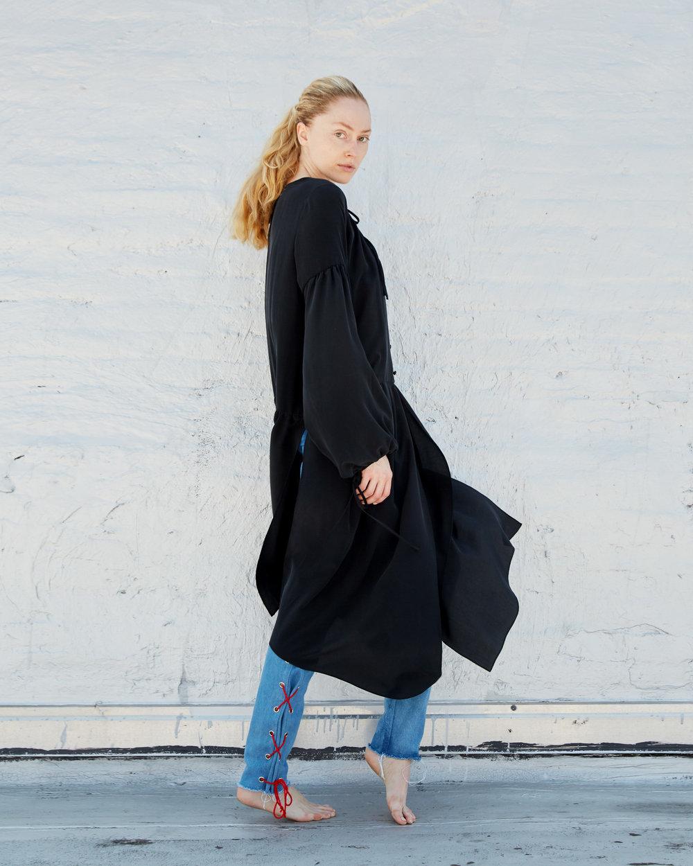 INGA-LENA MAGGA BLOUSE DRESS