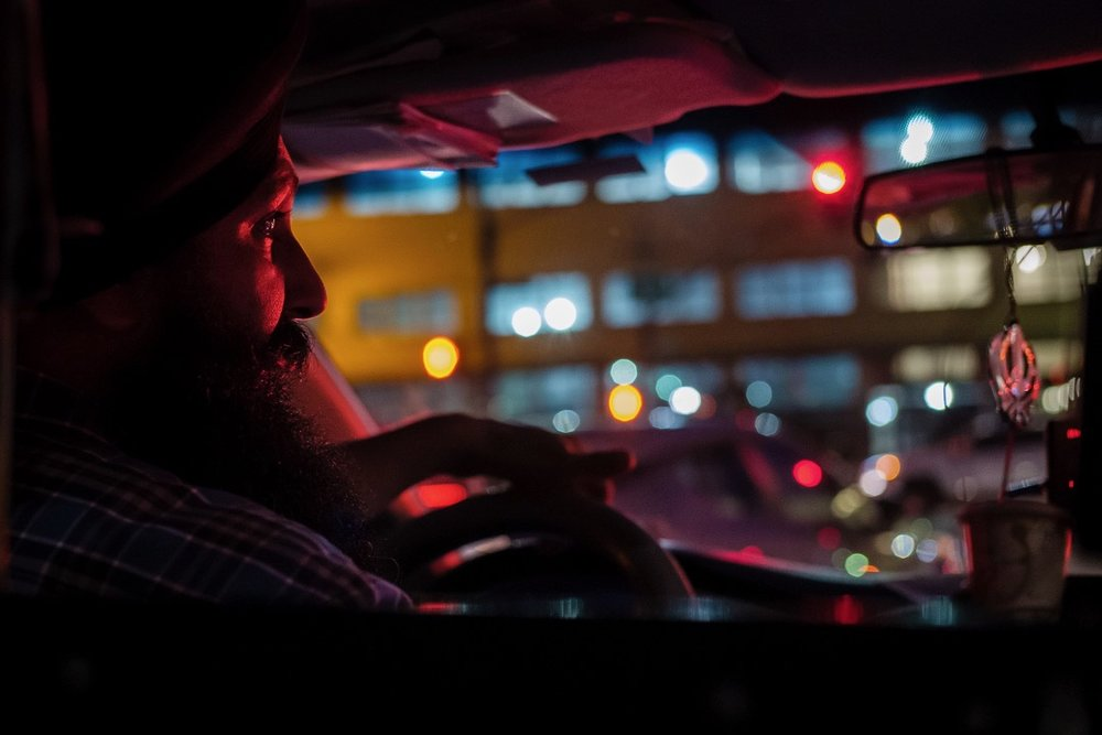Starry-Eyed Cabbie (2018)