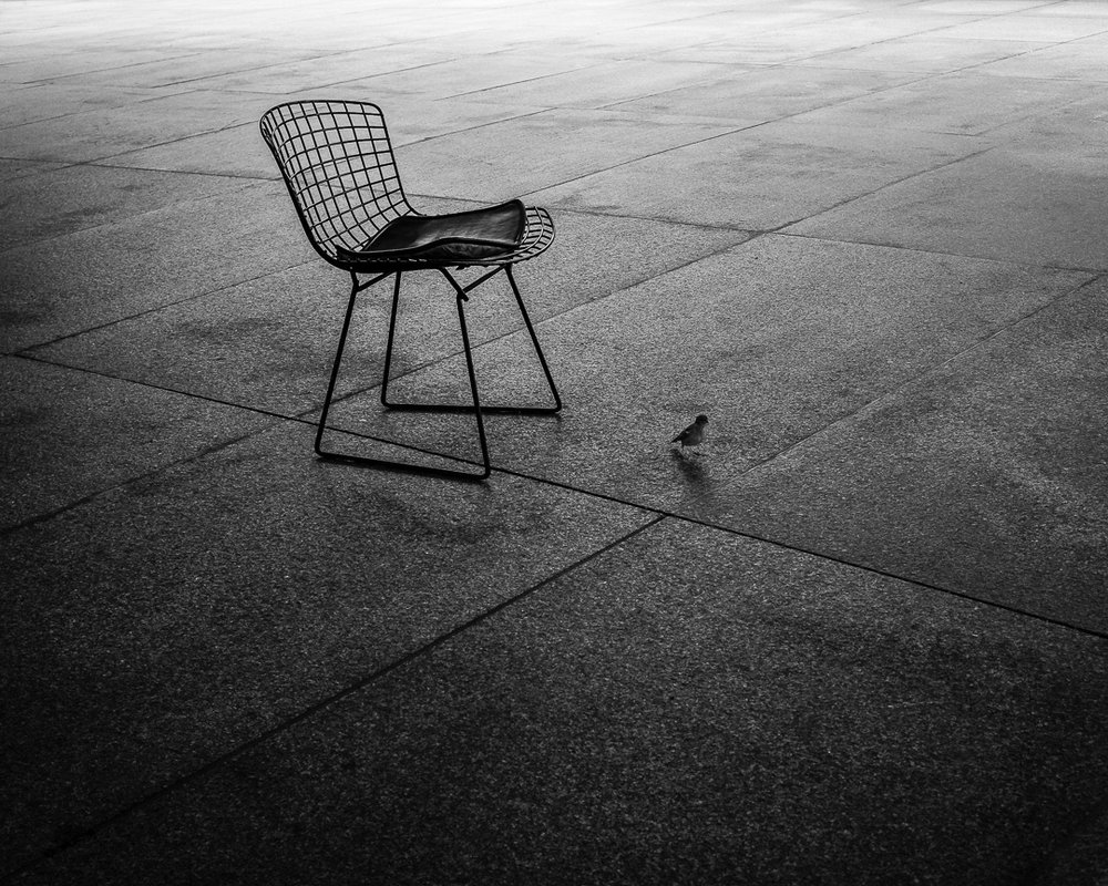 Seating for One (2018)