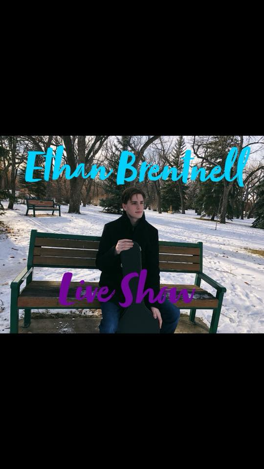 Enjoy a night of original music from Ethan Brentnell ft. Christmas classics!  December 6th / 2018 @ Art Gallery Museum Theatre Show starts at 7:30PM Doors open at 7PM - Buy tickets there! Tickets are $15 Adult $12 Student/Senior 10&under Free