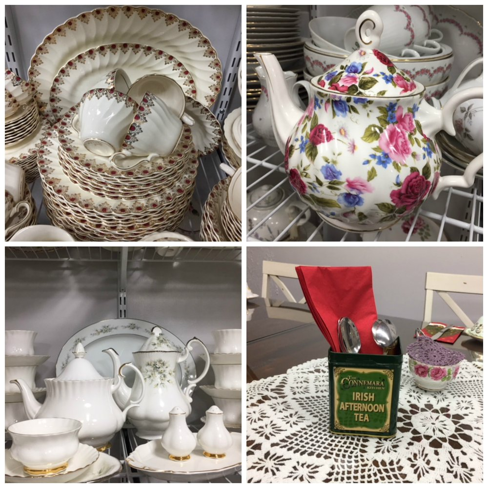 They have a large variety of China, something perfect for any occasion.