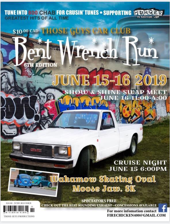 Bent Wrench Run, 6th Edition — Tourism Moose Jaw