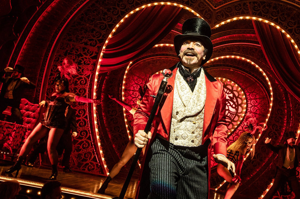 MOULIN ROUGE! THE MUSICAL  Tickets Now on Sale