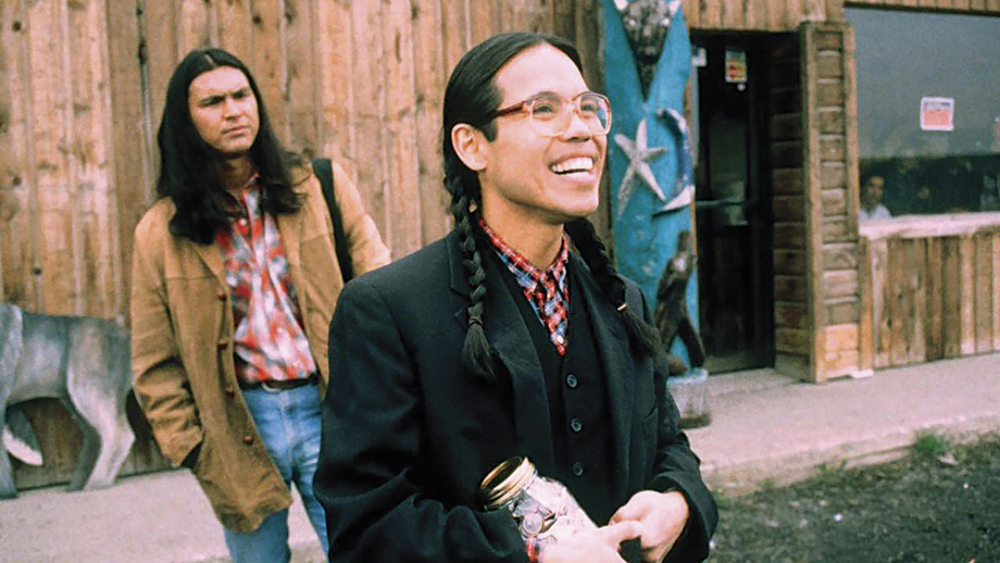 SMOKE SIGNALS  Inducted into the National Film Registry of the Library of Congress
