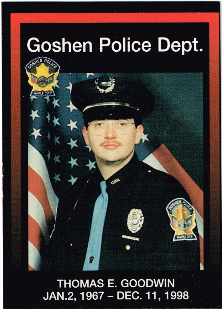 Thomas Goodwin - GPD - EOW: 12/11/1998