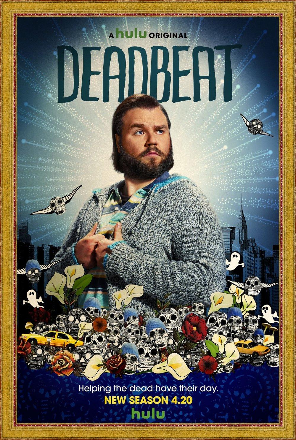 Deadbeat S2 - Hulu