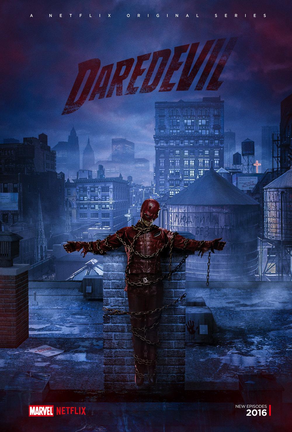 Daredevil Payoff - Netflix