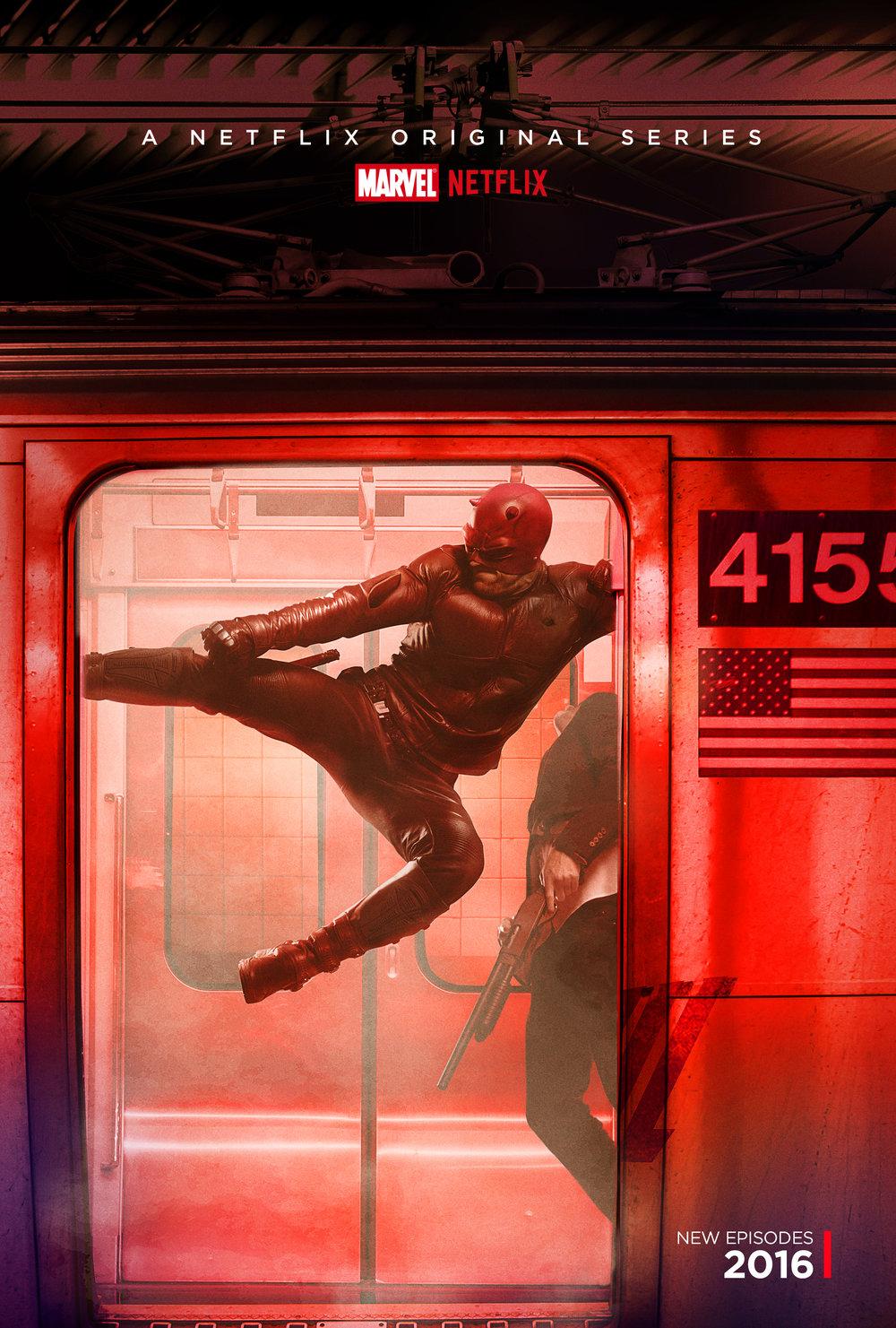 Daredevil Character Banner - Netflix