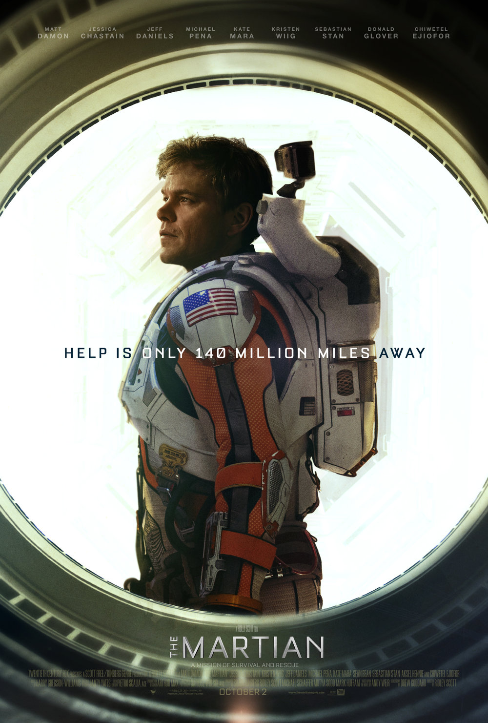 The Martian - 20th Century Fox