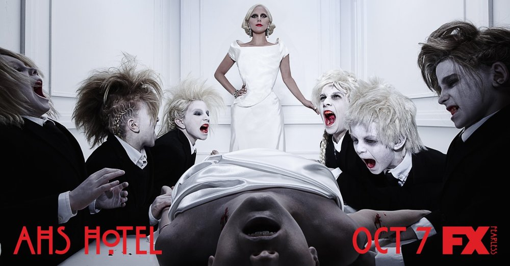 American Horror Story Hotel - FX