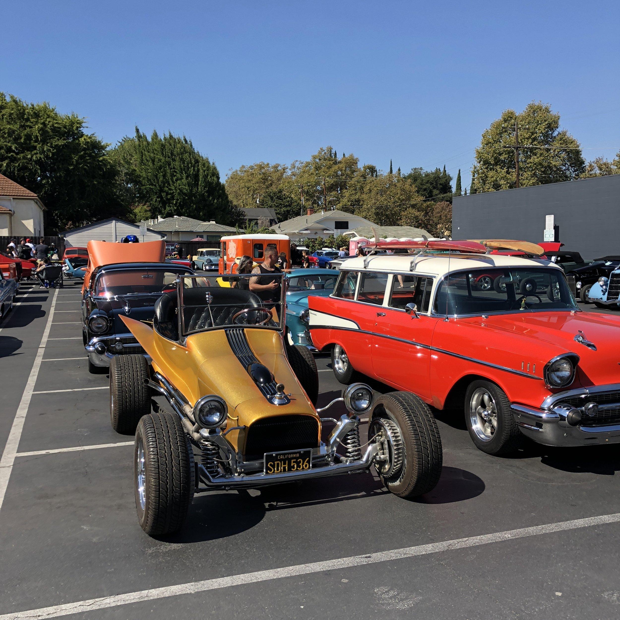 About Goombahs Car Club - Livermore car show