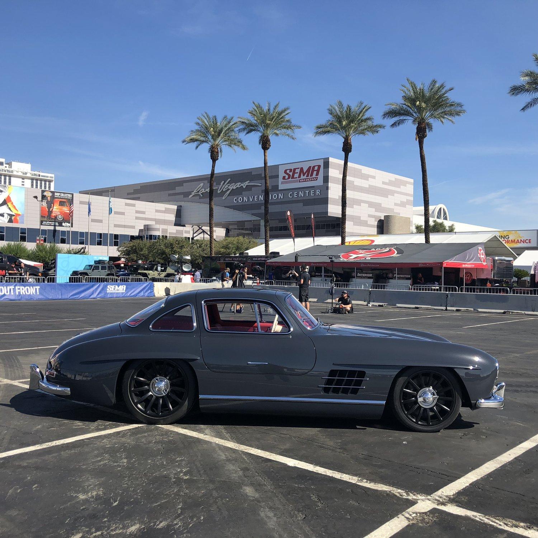 Kindig-it Steals SEMA2018 with a Fiberglass Replica — Goombahs Car Club