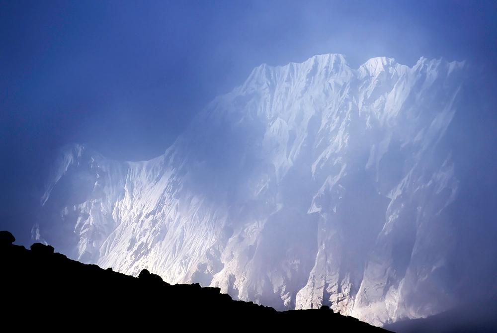Himalayan Veil
