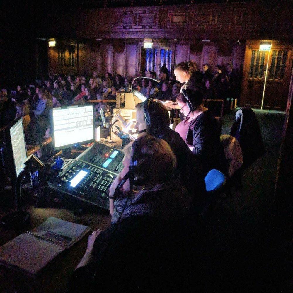 BINGO! Grid Iron - March 2018 Assembly Hall, Edinburgh