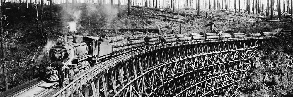 The Kettle Valley Railway    through Myra Canyon