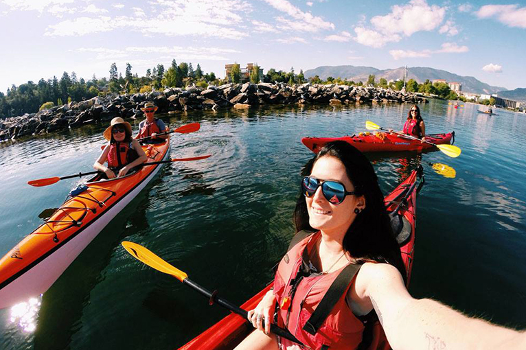 Kayaking with Hoodoo Adventures   Included in This Experience