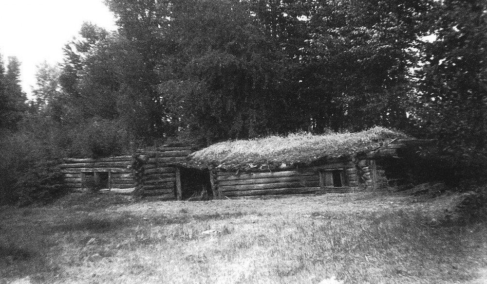 Original Casorso Cabin   Kelowna Mission, Circa 1885