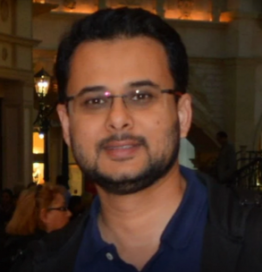 Aamir Sidiqui (Partnerships Chair)