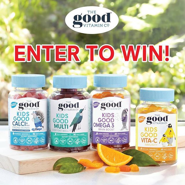 ⭐️ Giveaway ⭐️ With only 24 days left until the Port Nelson Mums Meet Mums event we have teamed up with @thegoodvitaminco.official to giveaway 2 products from their fantastic range. To find out the details and to enter head to the @socialbubs Facebook page. Have you got your ticket yet?