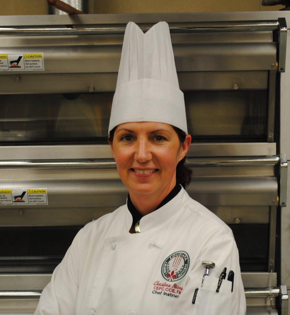 Copy of Chef Chris Nicosia, Louisiana Culinary Institute