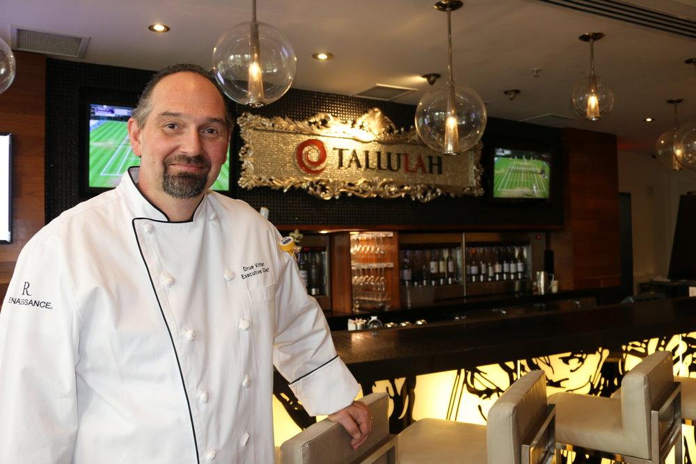 Chef Drue Vitter, Renaissance Hotel