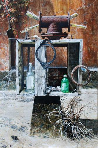 Dry Pond - Bulkeley Sugar Factory