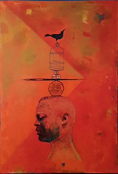 Balancing Act/Carib Gackle