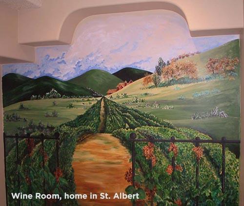 beautiful home in St. Alberta © Shauna Madsen