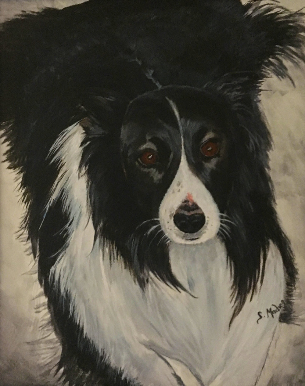 loyal friend - private collection