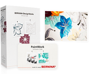 Bernina DesignWorks with PaintWork
